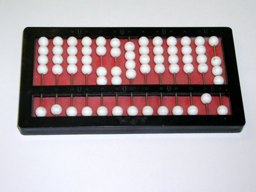 Abacus (ref. 020000020)
