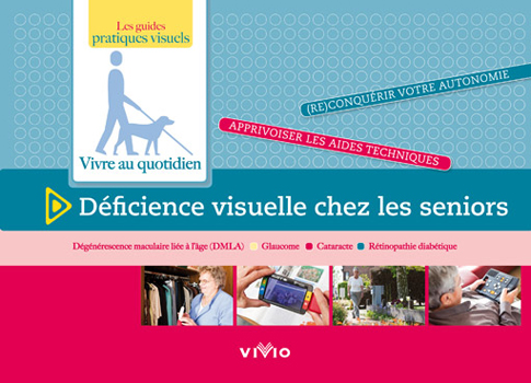Couverture de la brochure Guide pratique Vivio