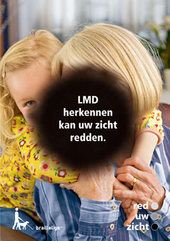 Cover van de brochure over LMD